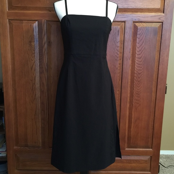 Express Dresses & Skirts - Express Black Dress Detachable Straps,11/12